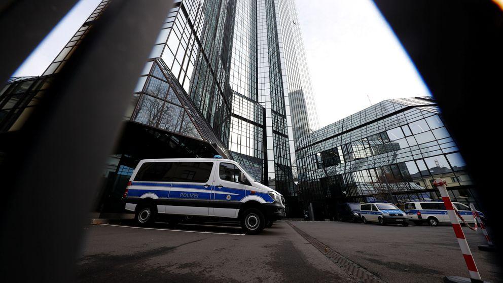 Registran la sede de Deutsche Bank por su relación con los papeles de Panamá