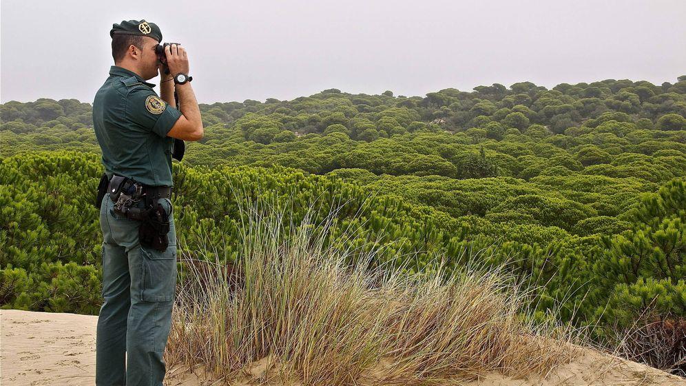 Foto: Los guardias civiles no ven claro el futuro de la categoría de sargento. (EFE)