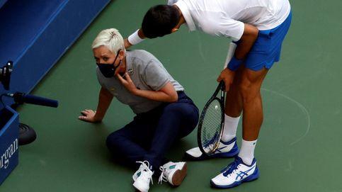 Amenazan de muerte a Laura Clark, la jueza a quien golpeó Djokovic, por exagerar
