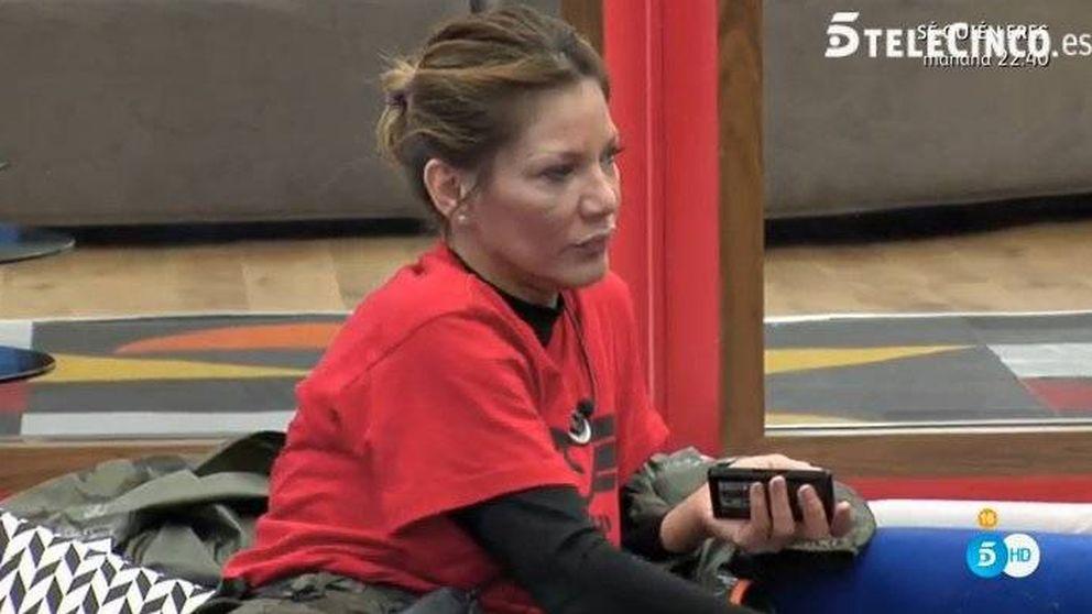 Ivonne Reyes habla de una mano negra que la ha mantenido alejada de la TV