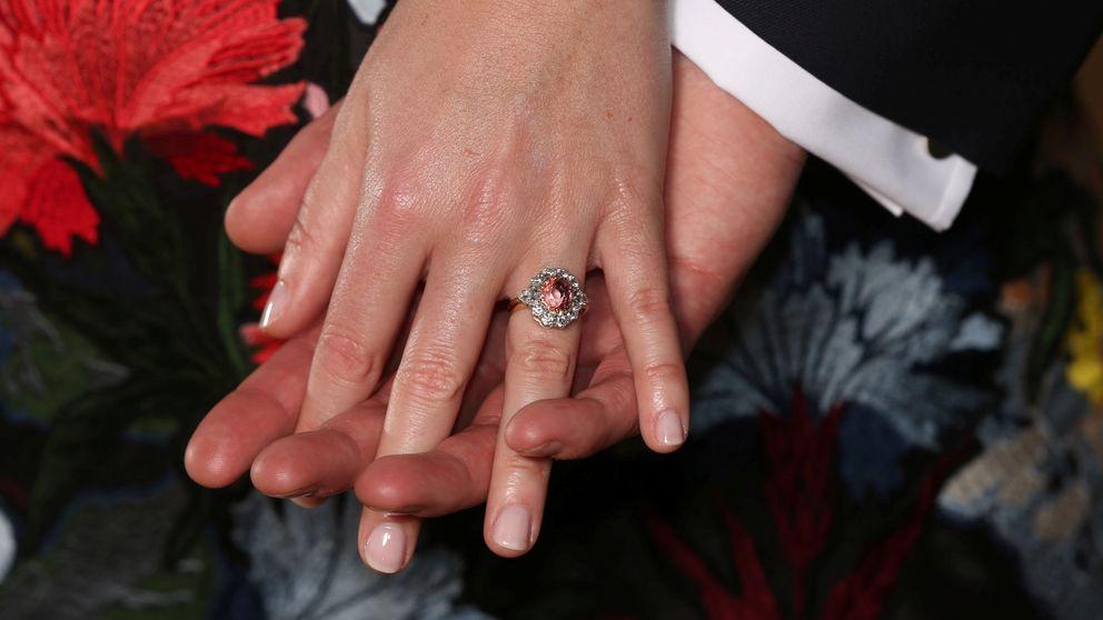 Todos los detalles del exclusivo anillo de compromiso de Eugenia de York