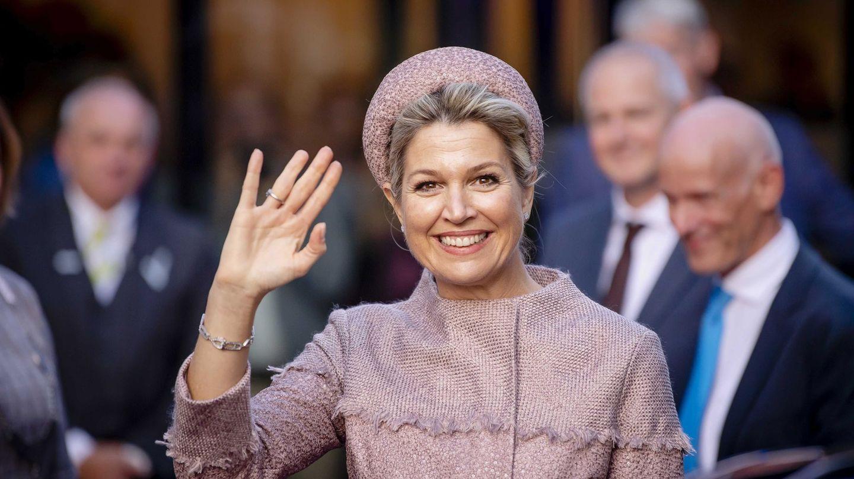 La reina Máxima, en una imagen de archivo. (EFE)