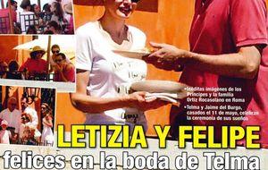 Foto: Kiosko rosa: La verdadera boda de Telma Ortiz