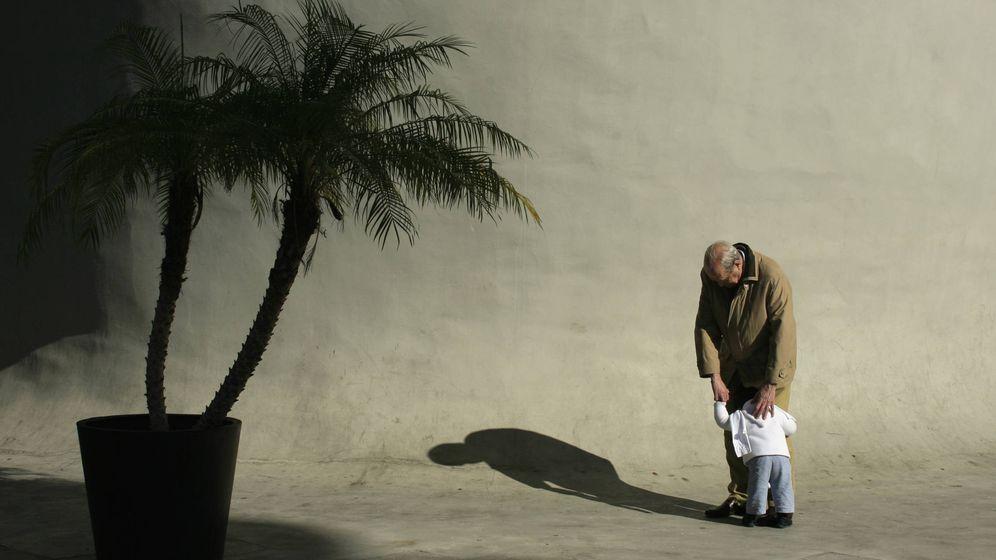 Foto: La realidad produce metáforas manidas. (Reuters/Marcelo del Pozo)