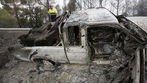 El incendio de Odena fue provocado accidentalmente por un agricultor de la zona