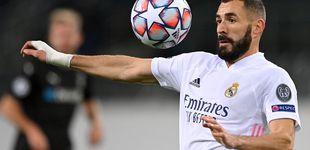 Post de Casemiro salva al Real Madrid de una debacle en la Champions en el minuto 93 (2-2)