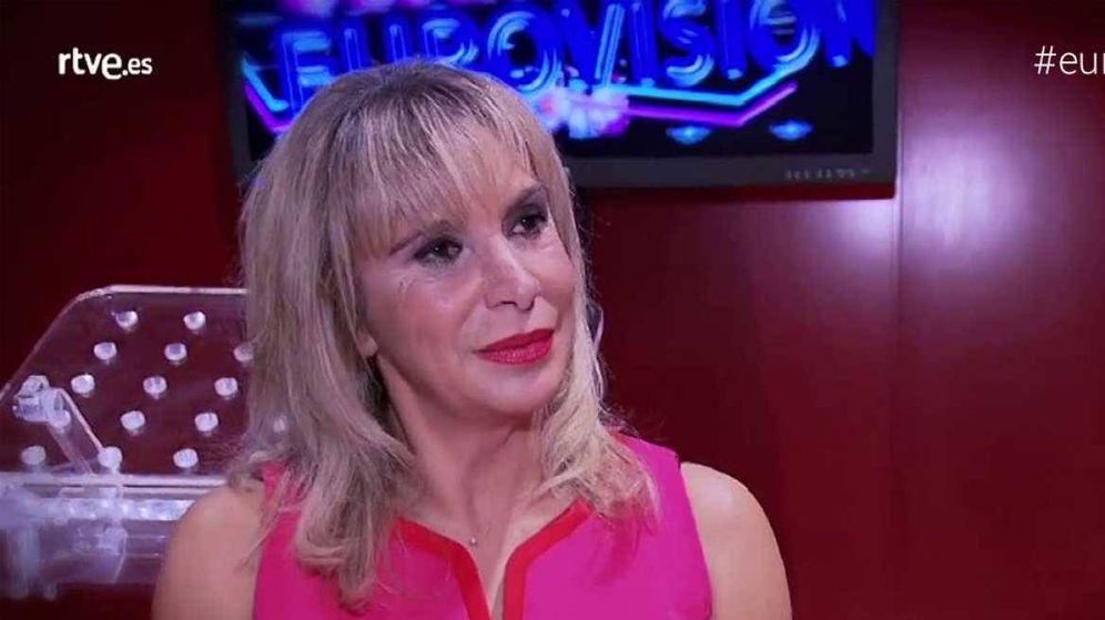 Foto: Toñi Prieto responderá por la polémica sobre 'Eurovisión'