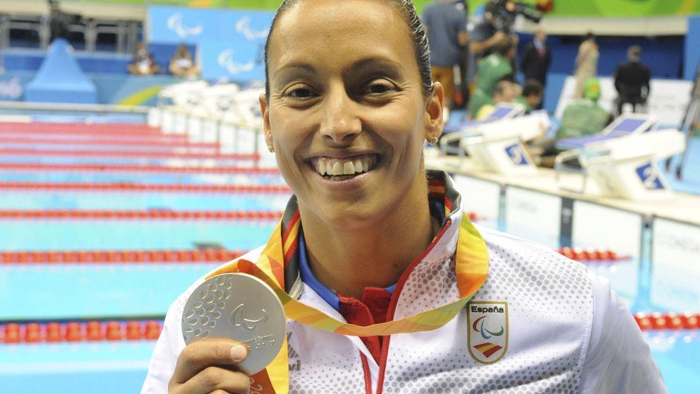 Teresa Perales logra su 23ª medalla y se acerca a las 28 del récord de Phelps