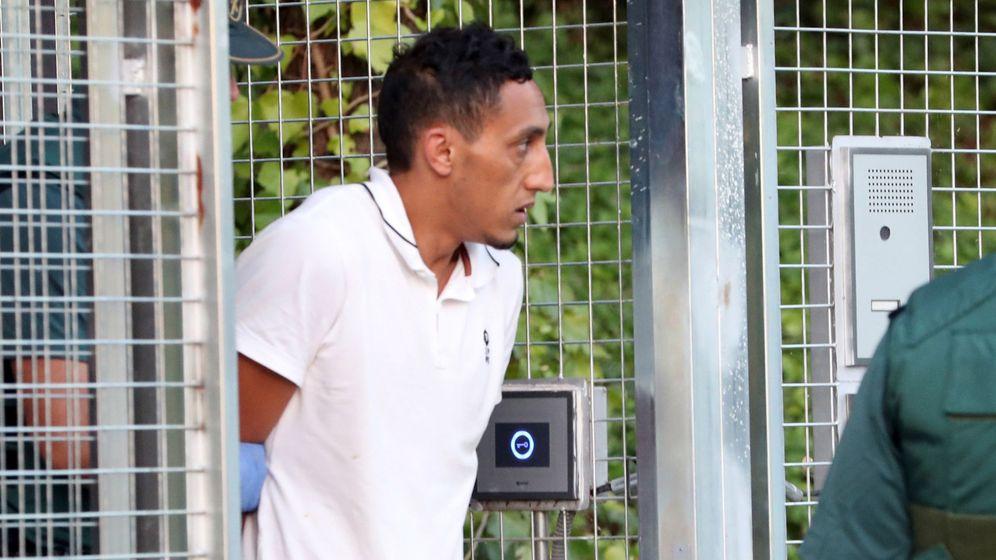 Foto: Los detenidos en los atentados de Barcelona declaran en la AN