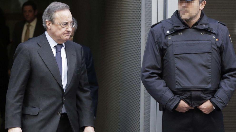 La querella contra Florentino Pérez por la Púnica llega a un juez al que coló
