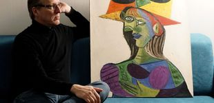 Post de Encuentran en Ámsterdam un Picasso robado a un jeque árabe hace 20 años