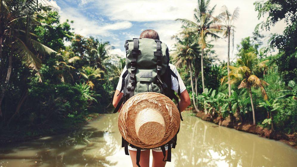Foto: No hay que confundir al 'viajerista' con el mochilero consciente. (iStock)