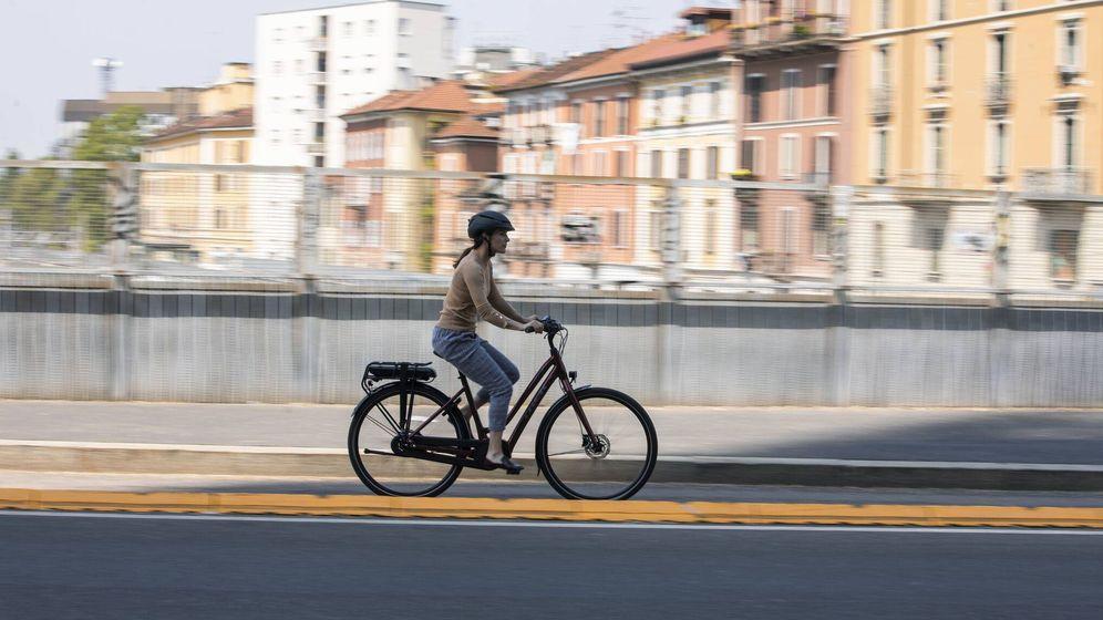 Foto: La ministra para la Transición Ecológica y el Reto Demográfico, Teresa Ribera, ha enviado una carta a los ayuntamientos para impulsar el uso de la bici. (Trek)