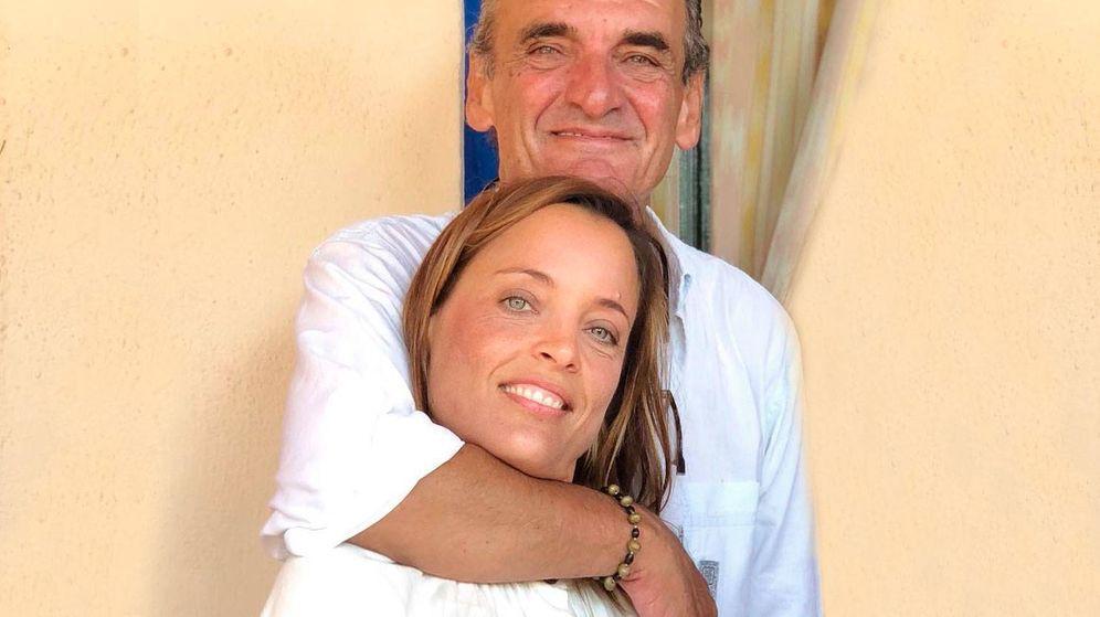 Foto: Mario Conde y su hija Alejandra. (IG)