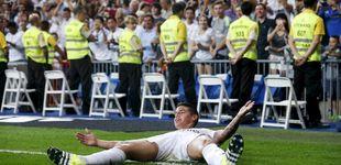 Post de Ancelotti hurga en la herida de un Real Madrid que sin James se bloquea