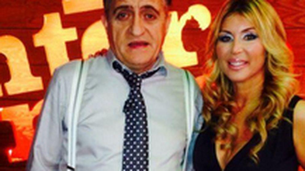 Malena Gracia, invitada estrella de 'El Intermedio'