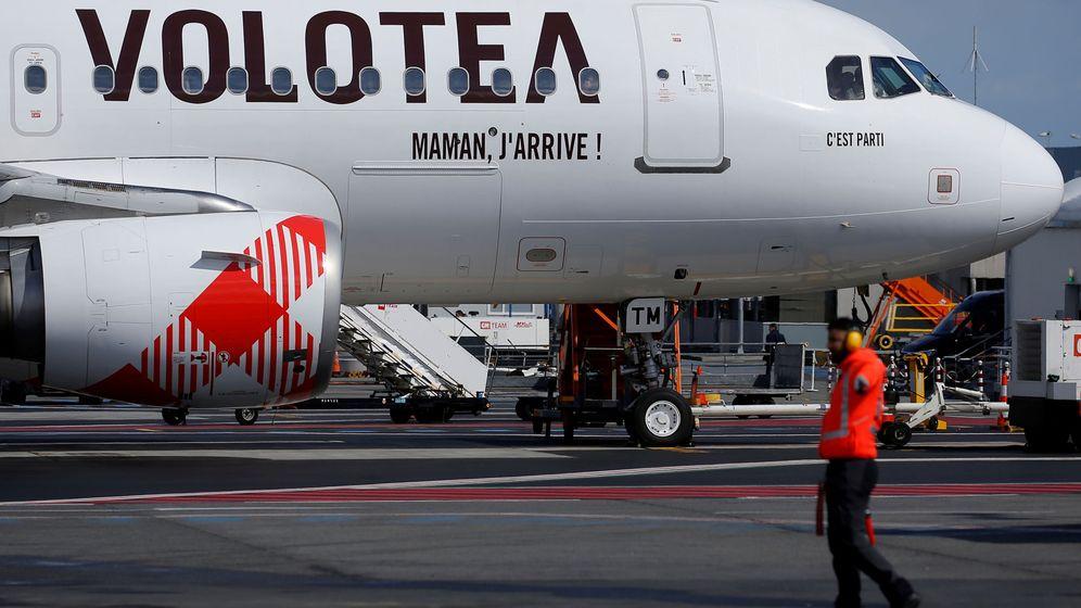 Foto: Avion de Volotea (Reuters)