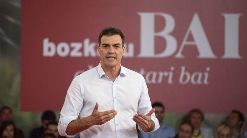 Sánchez advierte de que se decide quién es mejor presidente: Iglesias o él