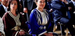 Post de El día que Lalla Hasna, hermana del rey de Marruecos, se vistió de Letizia