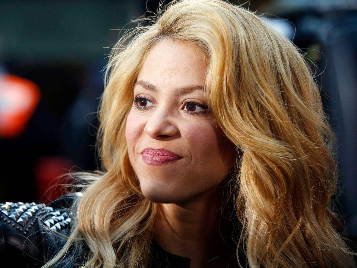 Foto: Shakira, en una imagen de archivo. (Reuters)