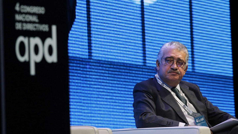 El consejero delegado de Endesa, José Bogas, en un acto. (EFE)