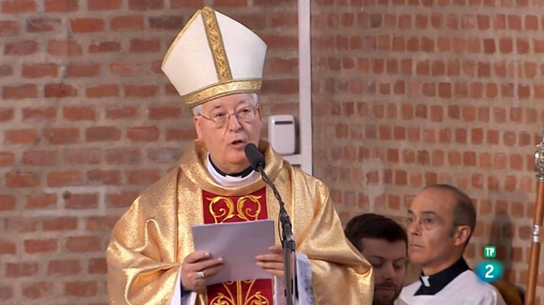 TVE despide el año con el sermón homófobo del obispo Reig Pla