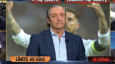 Nueva amenaza de Josep Pedrerol en 'Jugones': Si se van los dos, dimito