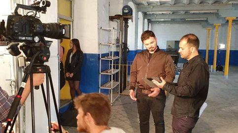 Rufián imita a Iglesias y crea su propio programa de entrevistas: 'La fábrica'