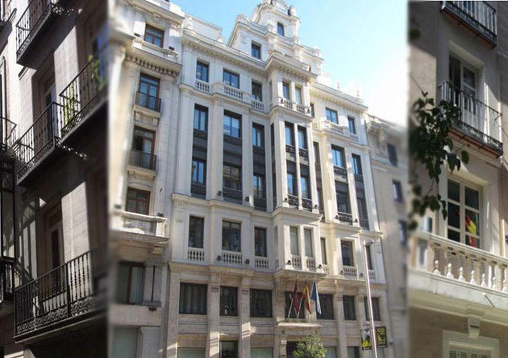 Tres edificios en venta en pleno centro de madrid por 40 - Cerrajeros en madrid centro ...