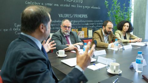 Ideas para descongestionar Madrid: M-45 para el transporte público y más Bus VAO