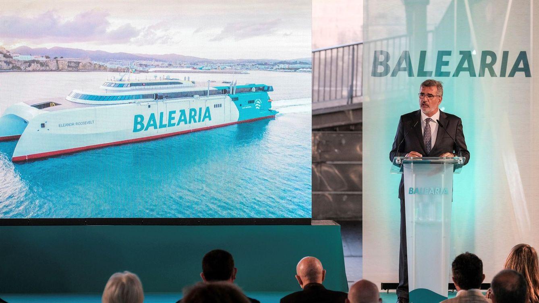 Baleària aplaza su nueva terminal de Valencia hasta que se aclare el embrollo de Boluda