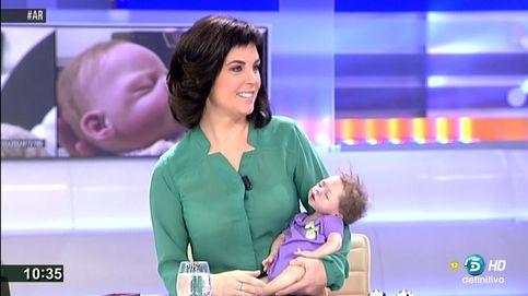 Samanta Villar, embarazada de mellizos y preocupada por cómo le afectará en el trabajo