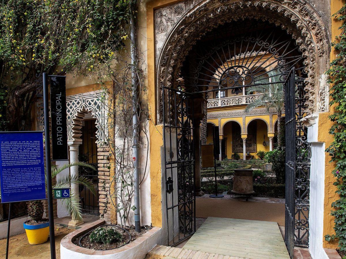 Foto: Palacio de las Dueñas en Sevilla. (EFE)