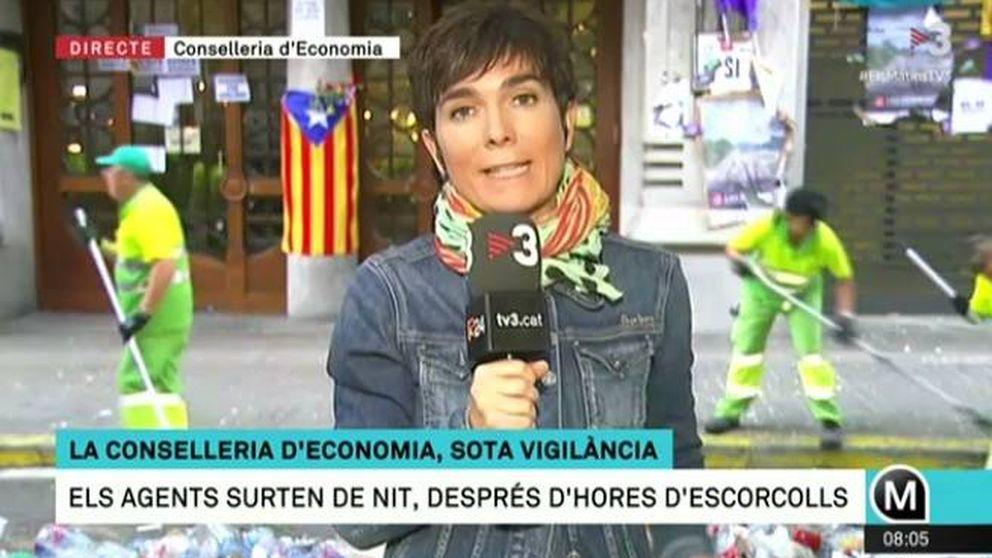 TV3 rechaza la intervención indigna del Gobierno en la televisión pública