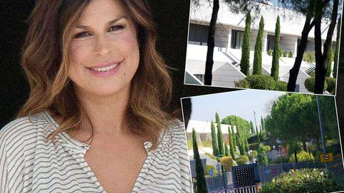 Exclusiva: La casa de 550 metros en la que vive Raquel Perera y paga Alejandro Sanz (5.900 euros al mes)