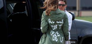 Post de El efecto de la chaqueta de Zara de Melania Trump: se vende a precio de oro