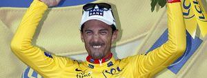 Cancellara, primer líder del Tour de Francia