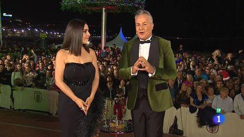 Críticas por la desastrosa retransmisión de las campanadas canarias de TVE
