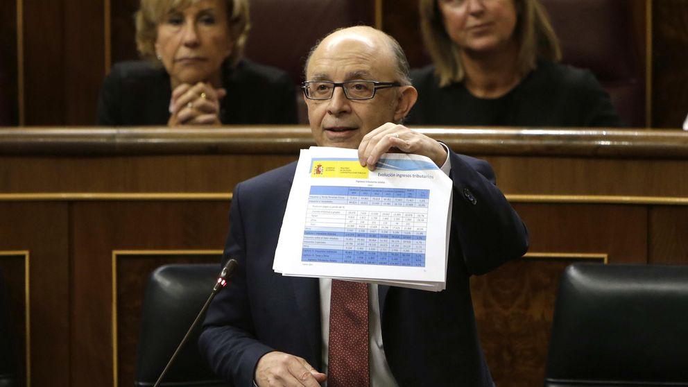 Hacienda cierra su lista con 5.000 morosos tras pagar los deudores VIP