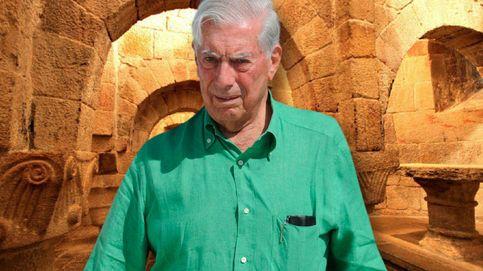 Pillamos a Vargas Llosa, Bergareche y Juan Arena de escapada monacal sin sus mujeres
