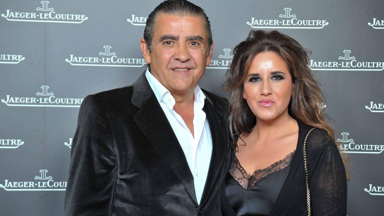 Jaime Masrtinez-Bordiú y su esposa Marta Fernández. Cordon Press