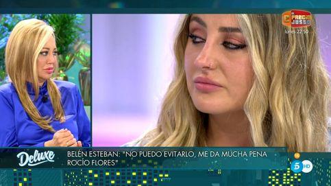 Belén Esteban habla de su encuentro con Rocío Flores: Está mal