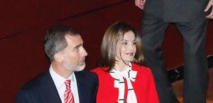 Post de Doña Letizia, Zara y los embajadores de la Marca España