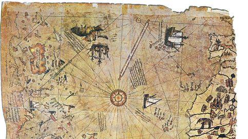 Nadie sabe explicar por qué existe este mapa: el misterio de Piri Reis