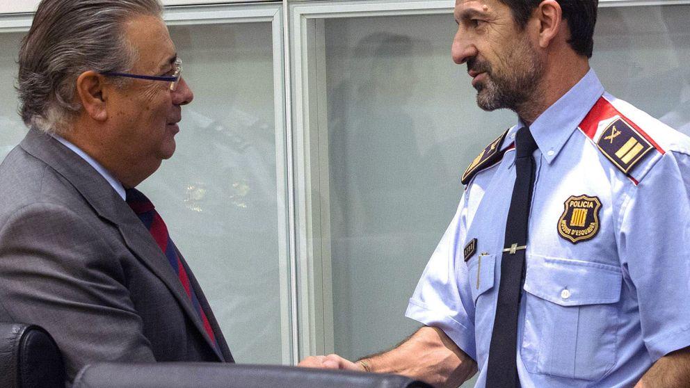 El nuevo mayor de los Mossos defiende a Trapero en la Audiencia Nacional