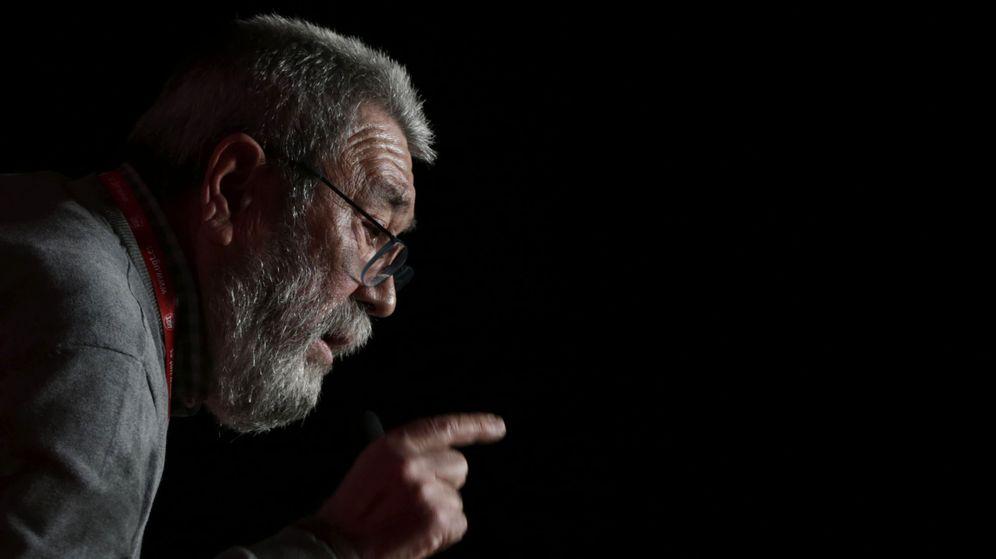 Foto: El exsecretario general de UGT, Cándido Méndez. (EFE)