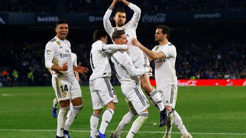 Real Betis - Real Madrid en directo: resumen, goles y resultado