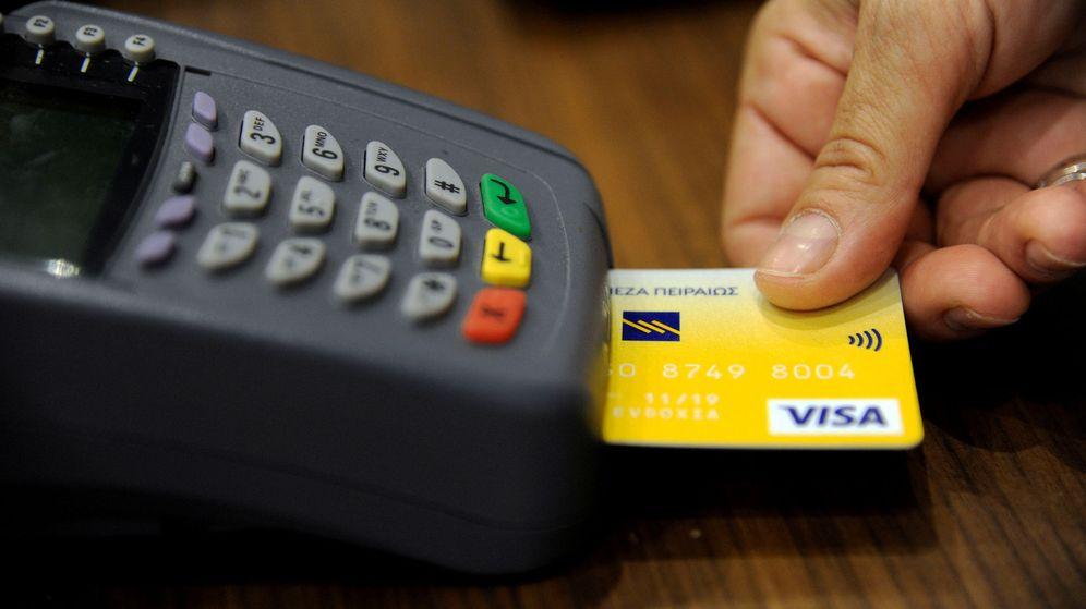 Foto: Tarjeta de crédito. (Reuters)