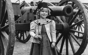 Los 85 años de Shirley Temple en imágenes