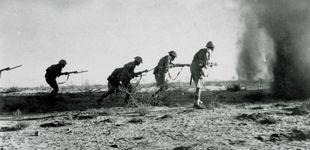 Post de El otro Stalingrado: los restos de la batalla de El Alamein siguen en el desierto
